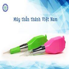 Máy Phun Xăm Thần Thánh Việt Nam - Điều chỉnh tốc độ